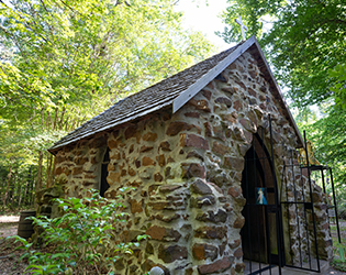 Rock Chapel in Louisiana