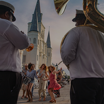 24 hours new orleans preview